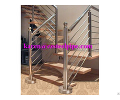 Ss Pipe For Ornamental Decoration Use Handrail Tube 304 316 304l 316l 201