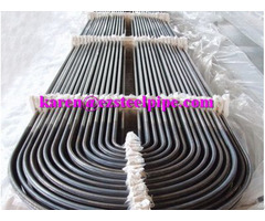Stainless Steel Pipe For Heat Exchanger Boliers Condenser Oil Cooler Shipping Industry Ect