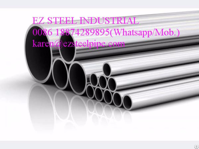 Stainless Steel Pipe For Food Beverage Sanitary Grade Astm A270