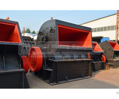 Hammer Crusher Machine In 50tph Green Production Line Of Bluestone