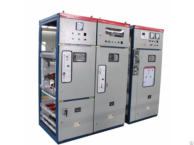 Medium Voltage Switchgear Power Distribution Panel