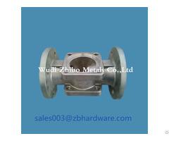 Custom High Precision Stainless Steel Turbine Housing Casting