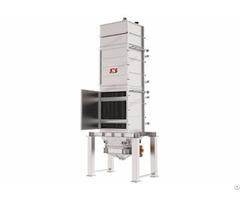Powder Heater Efficiency Bulk Solid Heat Exchanger Fluid Bed Dryer Update
