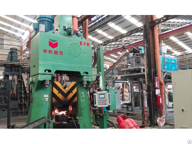C88k Electro Hydraulic Forging Hammer 1ton