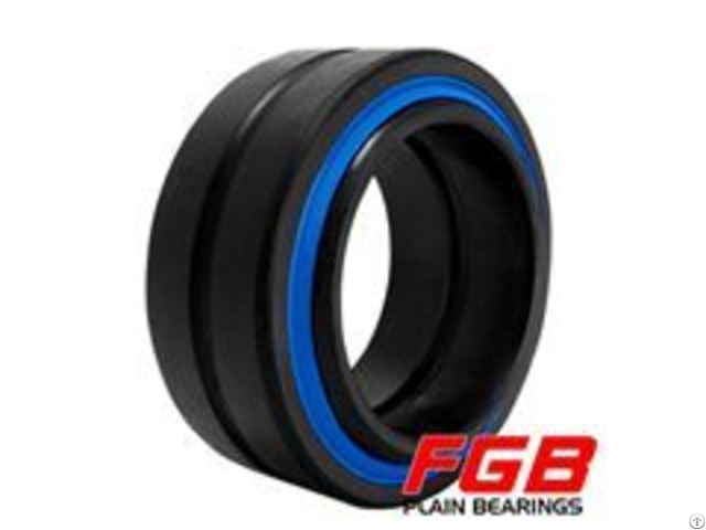 Ge40es 2rs Spherical Plain Bearing With Impact Resistance