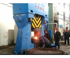 C88k Chineses Programmable Hydraulic Die Forging Hammer 4tons