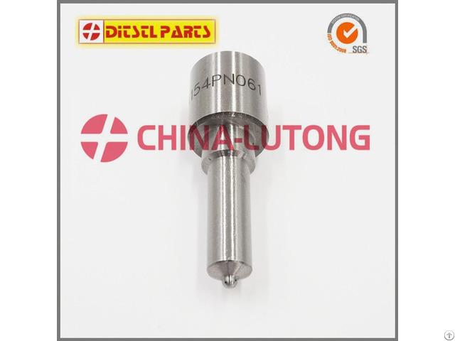 Pump Spare Parts Dlla154pn061 Fuel Nozzle Zexel 105017 0610 Pn Type