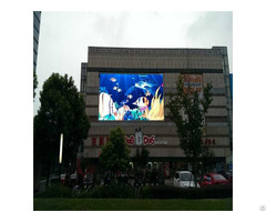 China Manufacture Fast Delivery P8 Smd High Brightness Led Screens