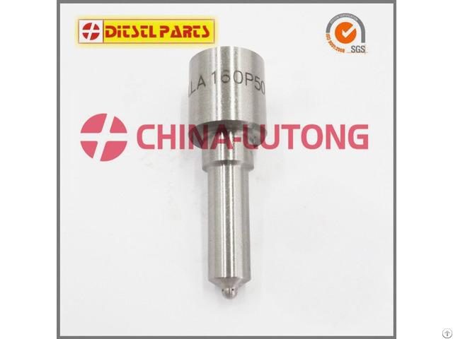 Diesel Nozzle 093400 5500 Dlla160p50 P Type For Pump Spare Part