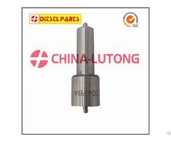 Pump Spare Parts L204pba Fuel Injector Nozzle P Type For Weichai
