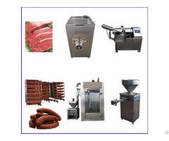 Sausage Making Machine
