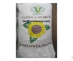 Tapioca Starch For Animal Feed