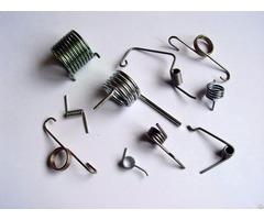 Custom Stainless Steel Torsion Spring