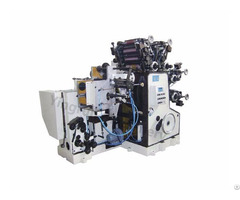 Jrs01 4 Color Printing Machine