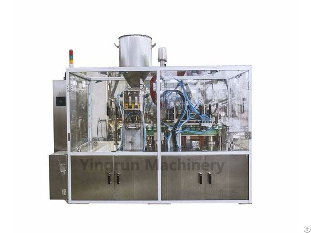 Gz06 Automatic Filling And Sealing Machine