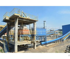 Coal Gangue Production Line For Mining Construction With 300tph Capacity