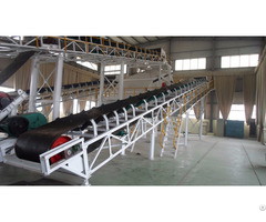 Conveying Machine For Material Stone Transporting In Rock Plant