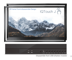 Iqtouch Interactive Display