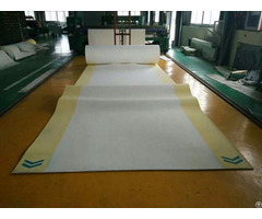 Teflon Non Woven Corrugated Belt