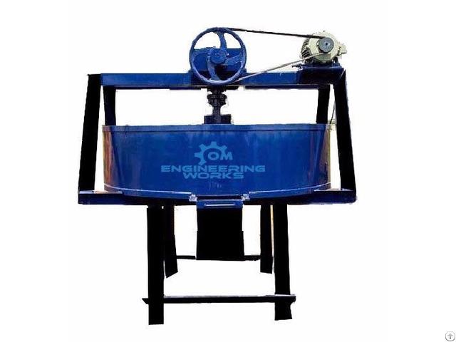 Pan Mixer Foundry Sand Muller