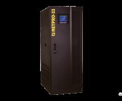 Netpro 33 Three Phase Online Ups