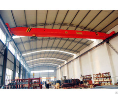 Single Girder Overhead Maintenance Crane
