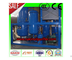 Vacuum Hydraulic Industrial Oil Purifier Recycling Machine