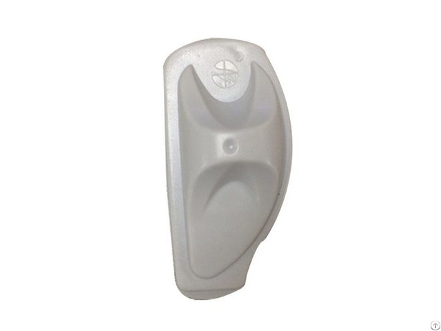One Time Use Am Security Label 58khz Eas Alarm Hard Tag For Garment Anti Shoplifting