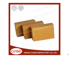 Good Corrosion Resistance Anti Stripping High Aluminum Brick For Cement Kiln