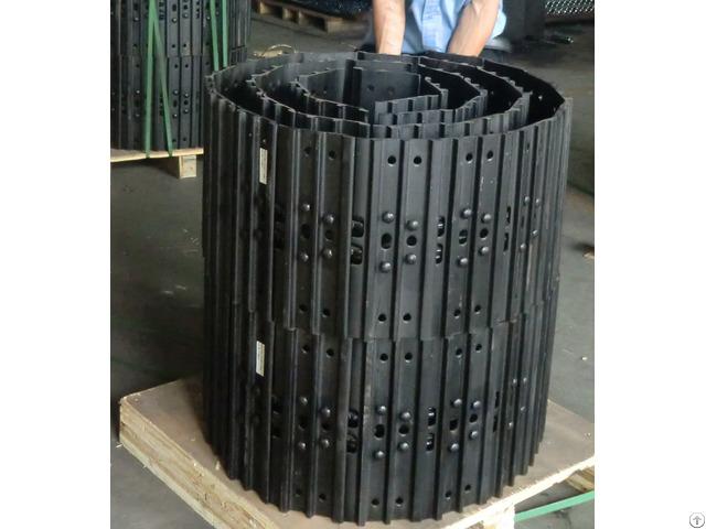 Manufacture Excavator Parts Undercarriage Komatsu Pc200 Track Chain Complete