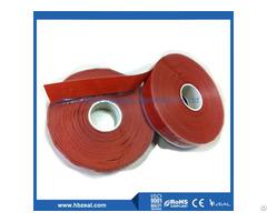 Silicone Rubber End Wrap Tape