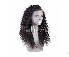 Deep Wave Long Hair 360 Wig