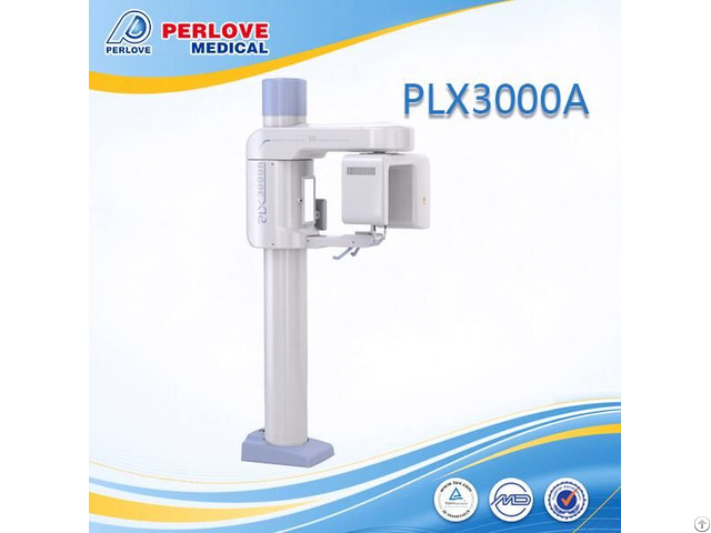 Dental X Ray With Dynamic Thales Fpd Unit Plx3000a