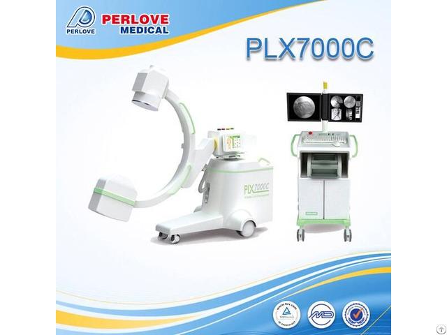 Mobile C Arm Machine Plx7000c For Interventional Surgery