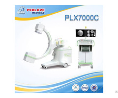 Mobile C Arm Machine Plx7000c For Interventional Surgery