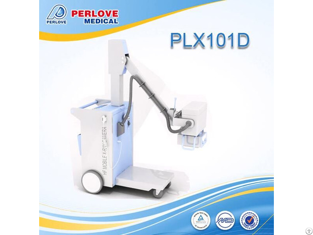 Battery Built In Portable X Ray Machine Plx101d Outdoor Use