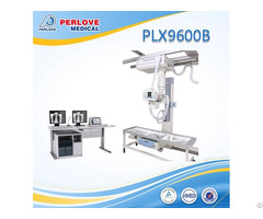 Digital Radiography Ceiling Suspended System Plx9600b With Transparent X Ray Bed