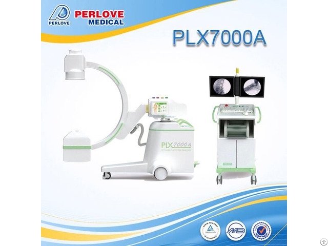 Ce Marked High Frequency Digital C Arm Machine Plx7000a
