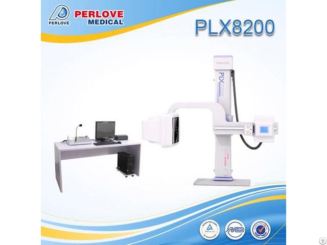 Popular Model Digital Radiography Machine Xray Plx8200