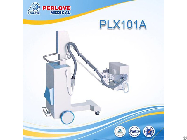 Mobile X Ray Unit 50ma Plx101a With Cr System