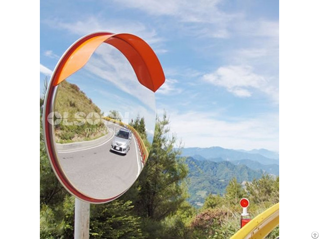 Outdoor Convex Mirrors For Driveway