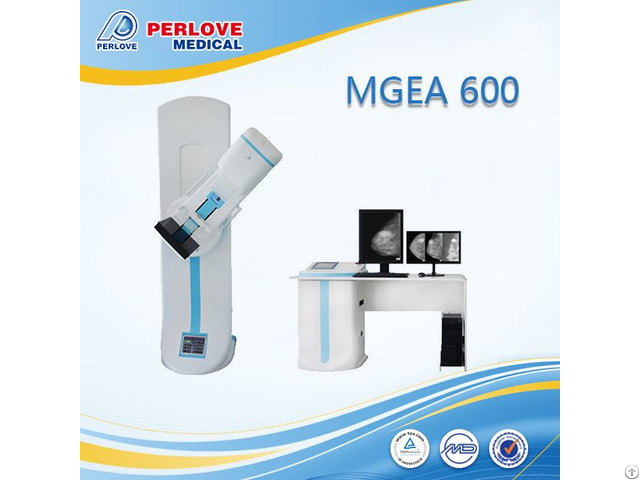 Mammogram X Ray Equipment Mega 600 With Imported Flat Panel Detector