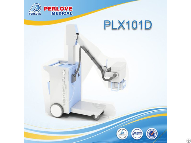 Mobile X Ray Equipment Plx101d With Computed Radiography System