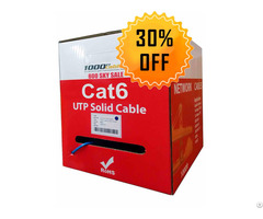 1000ft Cat6 Plenum Cmp Cable Worldbid