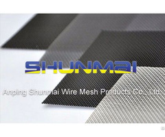Material 201 Stainless Steel King Kong Wire Mesh Netting