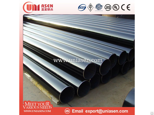 As Nzs 1163 Cnas Certificated Erw Steel Pipe
