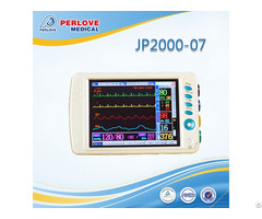 China Portable Multi Parameters Vital Signs Patient Monitor Jp2000 07