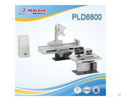 65kw X Ray System For Fluoroscopy Pld6800 With Toshiba Tube
