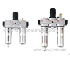 Advanced Pneumatic Compressed Treatment And Air Filter Regulator Lubricator