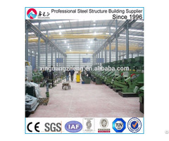 Low Cost Metal Steel Structure Workshop